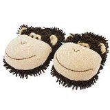 Aroma Home Fuzzy Feet Monkey Novelty Fun Slippers These fun Fuzzy Feet slippers will keep your feet warm on those long winter nights. Our novelty slippers come in a one size to fit most feet in a range of animal designs (Barcode EAN = 5060014153999) http://www.comparestoreprices.co.uk/womens-shoes/aroma-home-fuzzy-feet-monkey-novelty-fun-slippers.asp
