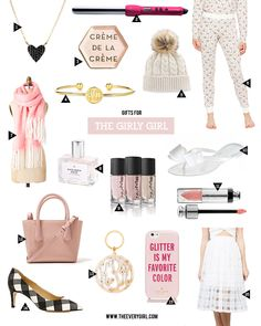 Gifts for the girly girl // The Everygirl's 2015 Holiday Gift Guide