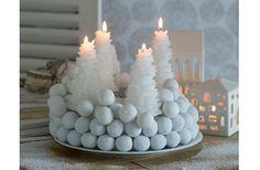 GALLERI: 5 smukke adventskranse - Adventskrans - lige til at spise