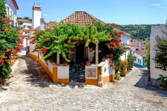 Óbidos, Portugal Photo: Jose Costa https://www.facebook.com/1millionfansofportugal