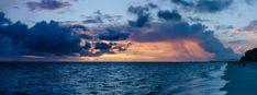 #beach #clouds #cloudscape #dawn #dusk #evening #island #nature #ocean #outdoors #people #sand #sea #seascape #seashore #shore #sky #summer #sun #sunset #travel #vacation #water #waves