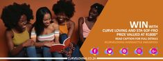 Curve Loving is giving our Curve Lovers a chance to win double tickets worth R400 each for the very first seminar happening Saturday, 17 March 2018