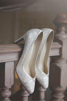 Brautschuh Melanie von Rainbow - Braut Boutique