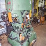 Online Machine Tool Auctions – Results: PEDDINGHAUS IRON WORKER