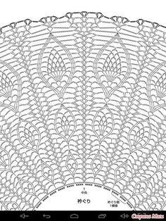 Fabulous Crochet a Little Black Crochet Dress Ideas. Georgeous Crochet a Little Black Crochet Dress Ideas. Diy Crochet Cardigan, Crochet Yoke, Black Crochet Dress, Crochet Skirts, Crochet Collar, Crochet Diagram, Crochet Clothes, Diy Crafts Crochet, Crochet Art