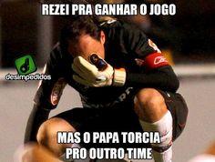 Capitão são-paulino, Rogério Ceni viu a equipe se complicar na Libertadores com a derrota na última quarta-feira