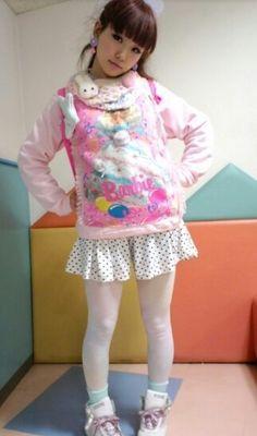 Fairy Kei Fashion Canada