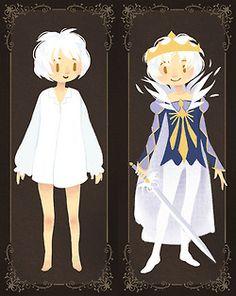 Princess Tutu alter egos - Mytho