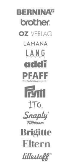 Partner logos footer