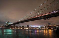 BROOKLYN BRIDGE I New York, USA, 2013 • Lightroom Photo Gallery by Pepe Soho • Mexican Photographer