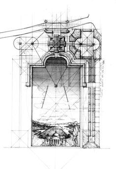 Ricardo Bofill Taller de Arquitectura ·  Les Arcades du Lac