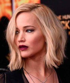 Cabelo feminino Blunt Cut - O corte tendência para 2018 |Portal Tudo Aqui