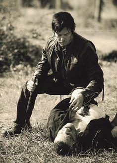 Daryl and Merle Dixon Season 3