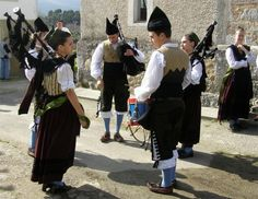 costumes of the Asturias - Google Search