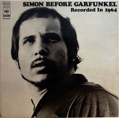 PAUL SIMON / SIMON BEFORE GARFUNKEL RECORDED IN 1964 / CBS SONY JAPAN