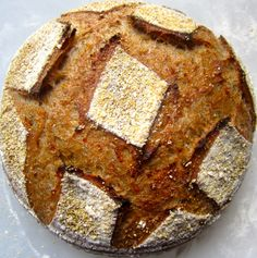 Tartine Cracked Corn Porridge Bread