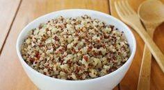 Substituir arroz por quinoa: veja benefícios da troca para a dieta - Bolsa de Mulher