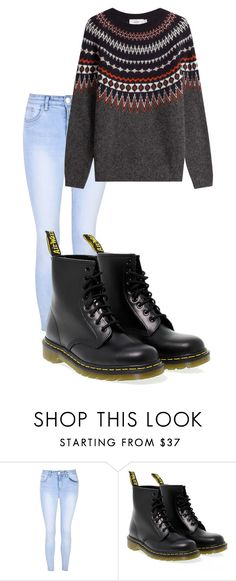 """""""November 28"""" by megaspirit on Polyvore featuring Glamorous, Dr. Martens and Closed"""