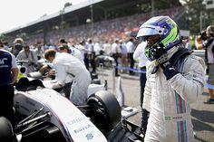 Felipe Massa Monza 2014