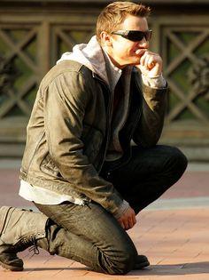 Jeremy Renner :Hawkeye
