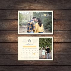 Rustic Save The Date Invitation Printable by eank on Etsy, $20.00