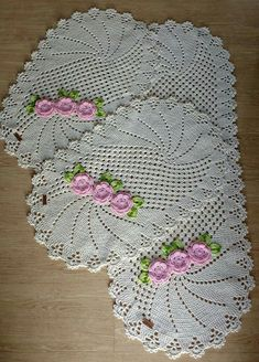 Filet Crochet, Crochet Doilies, Coaster Design, Household Items, Crochet Patterns, Rugs, Crafts, Accessories, Home Decor