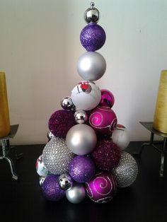 Arbol Navidad Bolas