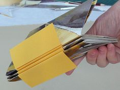 Making Handmade Books: Instructions: A Book Structure from Australia by Alisa Golden