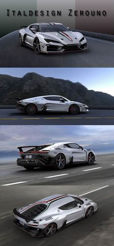 The first creation of the newest Italian car brand Italdesign Automobili Speciali is a masterpiece. The Italdesign Zerouno is one of the most exclusive supercars of 2017. It was unveiled at the 87th Geneva international motor show of 2017. The company will only produce 5 of the Italdesign Zerouno models. Remarkably 4 out of the 5 Zerouno's are already sold at a hefty $1.9 million dollars.