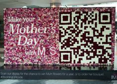 #qr #code #flowers #marketing #sbmco #small #business