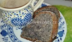 Maková bábovka s tvarohem | recept na vláčnou bábovku French Toast, Food And Drink, Pudding, Mugs, Breakfast, Tableware, Morning Coffee, Dinnerware, Custard Pudding