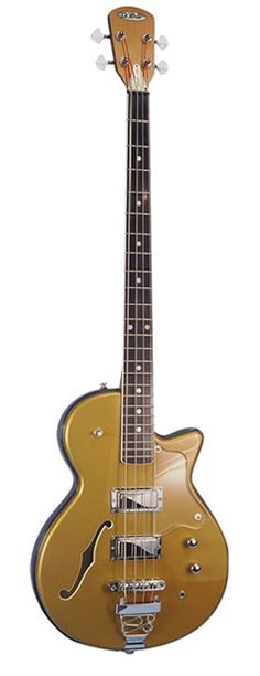 DiPinto Guitars Belvedere Standard Bass - Interesting enough, in a retro kind of way....K