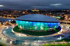 SSE Hydro   Glasgow   Things to do in Glasgow   Local attractions   Places to visit   Menzies Glasgow