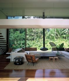 House In The Middle of The Amazonian Forest