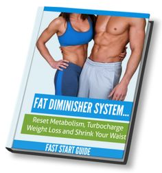 The Fat Diminisher System Review - Absolute game changer in Fat loss Industry