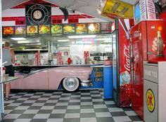 Erie PA - Though I was only passing through to see my sister famuily when they lived in NY. I wish we would've know that Sarah's Diner was there!