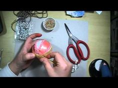 ▶ Day 9 of 10 Days of Christmas Ornaments with Cynthialoowho♥ - YouTube