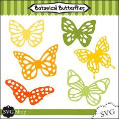 Resultado de imagen para free butterfly svg cutting files