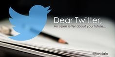 #SocialMedia smarts on a whole different level presented here ... The Future Of Twitter 2015.