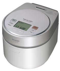 ヘルシオ炊飯器 Rice Cooker, Kitchen Appliances, Diy Kitchen Appliances, Home Appliances, Kitchen Gadgets