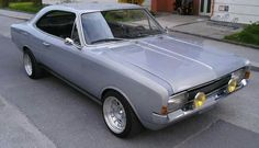 Rekord C Coupe