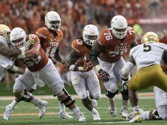 2017 NFL Draft: D'Onta Foreman/RB, Texas