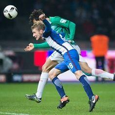 German Bundesliga Football - Hertha BSC vs Werder Bremen
