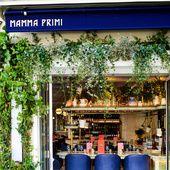 Mama Primi Adresse : 71 rue des Dames, 75017 Paris