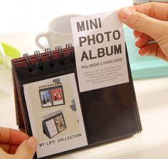 Fujifilm instax mini 8 7 s 25 50 s interleaf type fotoalbum Creatieve DIY…