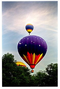 Balloon Festival(16) by Michael Seamans, via Flickr