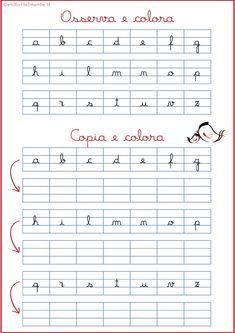 Montessori, Cursive Handwriting, Primary School, Grammar, Worksheets, Education, Acer, David, English
