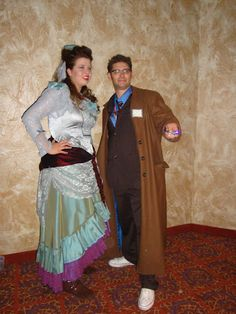 Doctor Who Cosplay and Costuming -