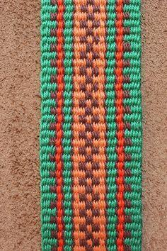 ASpinnerWeaver: A Dozen Plain Weave Pattern Drafts. - ASpinnerWeaver: A Dozen Plain Weave Pattern Drafts. Could possibly be done on a knitting loom! Inkle Weaving Patterns, Weaving Textiles, Bead Loom Patterns, Loom Weaving, Finger Weaving, Inkle Loom, Card Weaving, Weaving Projects, Tear