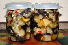 Russian Recipes, Fruit Salad, Eggplant, Preserves, Pickles, Cucumber, Oatmeal, Health Fitness, Cooking Recipes